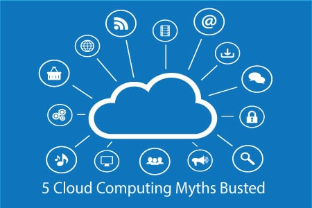 5 Cloud Computing Myths Busted
